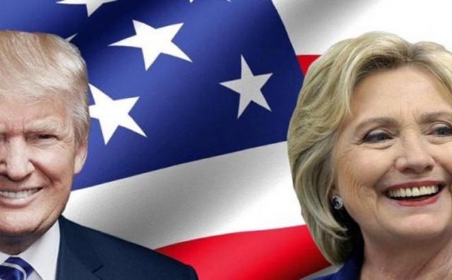 Clinton dobila dva milijuna više glasova od Trumpa