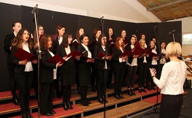 Župa sv. Blaža u Gradnićima održan treći Susret zborova