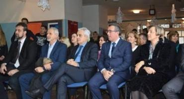 Mostar: Svečano je obilježen završetak izgradnje dizala u osnovnoj školi Mustafa Ejubović-Šejh Jujo