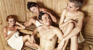Evo zašto bi svaki muškarac morao ići u saunu... a nije zbog onoga što mislite