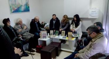 Mostar: Ljubo Krmek bio gost Književne srijede