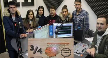 Ne propustite sportsku emisiju Treća četvrtina studentskog radija Treći
