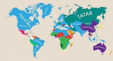 BiH zanimljiv slučaj na mapi svjetskih jezika