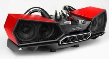 Lamborghinijevi zvučnici koštaju kao novi Golf
