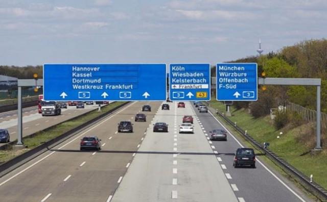 Njemačka počinje naplaćivati autoceste