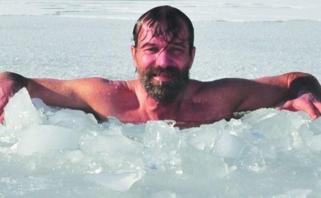 Wim Hof - Ledeni čovjek