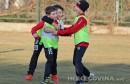 Mladi nogometaši Academice iz Sarajeva na pripremama u Međugorju
