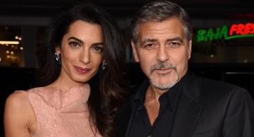 Amal i George Clooney čekaju blizance