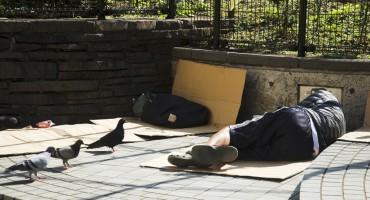 Sve je više beskućnika u Bosni i Hercegovini