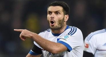 Emir Spahić dobio otkaz u HSV-u