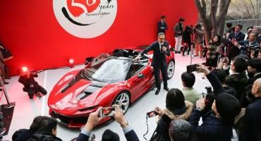 Savršenstvo proporcija – Ferrari J50
