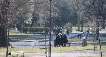 I 20 minuta je dovoljno: Zašto biste poslije posla trebali sjesti u park?
