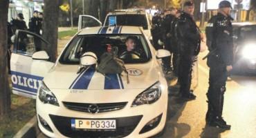 Izvanredno stanje u Crnoj Gori: Specijalci na ulicama Podgorice