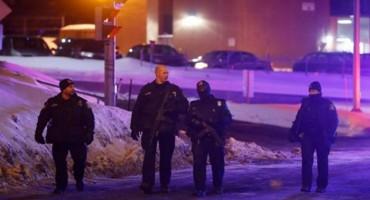 Rafal na džamiju u Kanadi, šest mrtvih