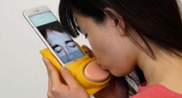 Kissinger - aplikacija koja će vam omogućiti poljupce na daljinu
