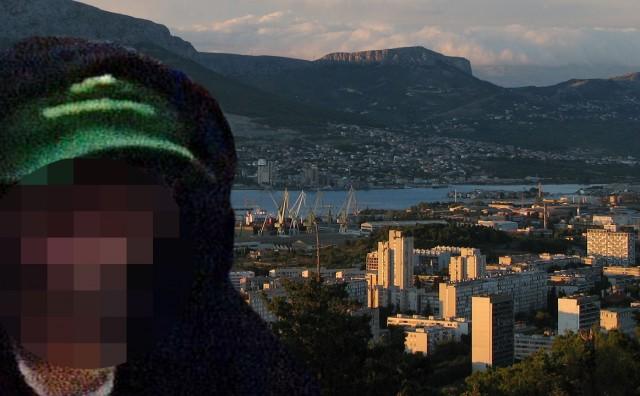 Uhićen manijak koji je napadao žene po Splitu