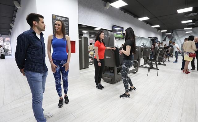 Privilegija Sveučilišnim studentima u Arena Centru: Vježbom do odmora