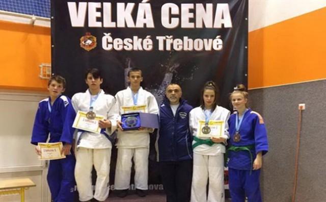 Judo klub Borsa iz Mostara druga na jakom turniru u Češkoj