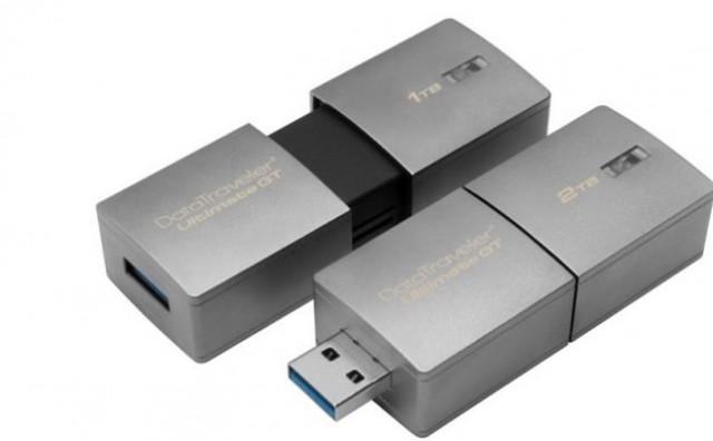 Kingston predstavio novi USB flash drive od 2 TB