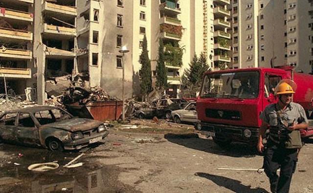 20 godina od mostarske auto bombe, prvog terorističkog napada u BiH