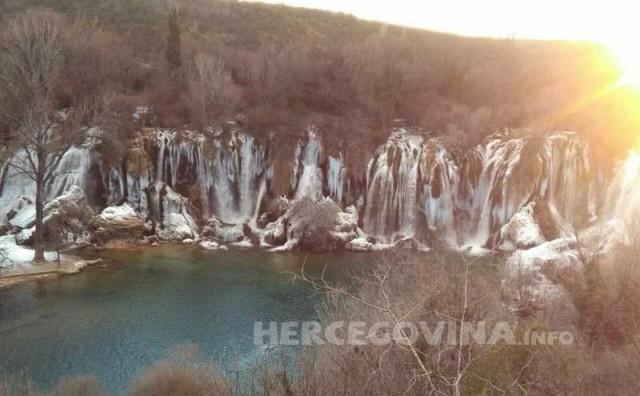 Raste broj posjetitelja vodopada Kravica, raste i cijena ulaznica