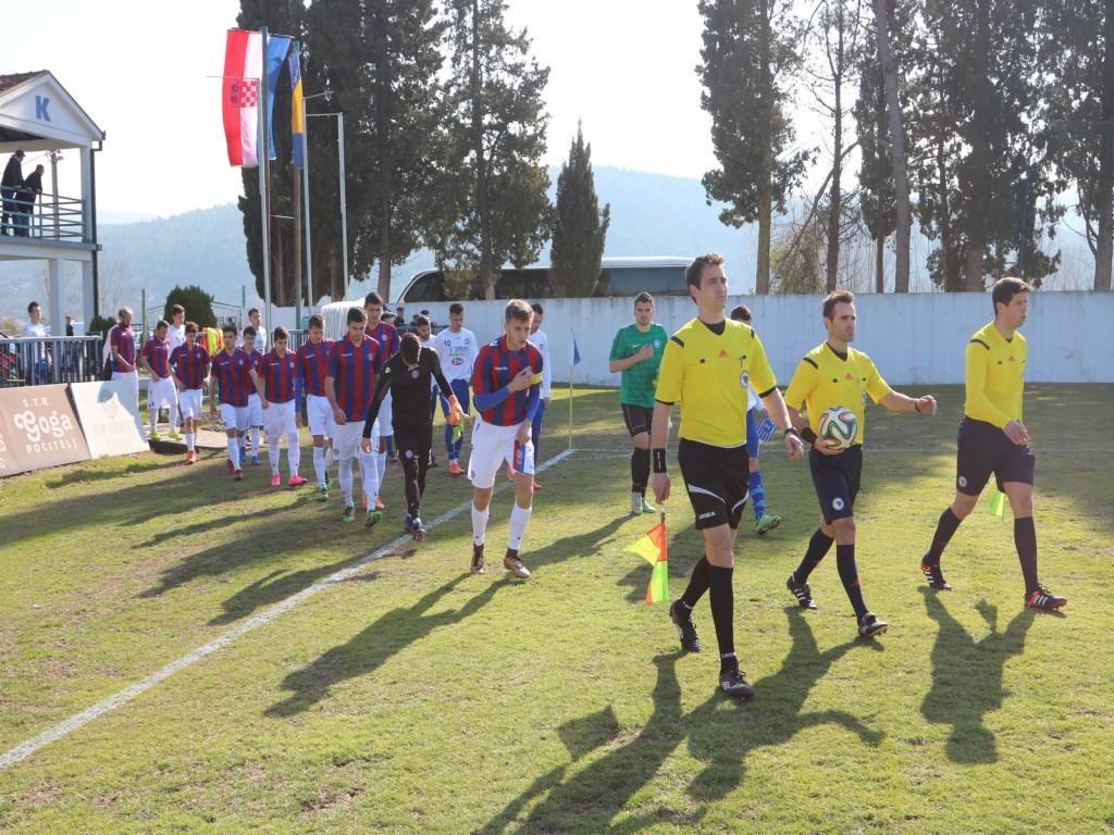HNK Hajduk 2 - NK GOŠK 0:0 (3:4)