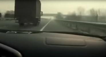 Stravičan prizor: Snimali kako voze 320 km/h i odjurili u smrt!