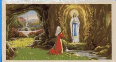 Blažena Djevica Marija Lurdska