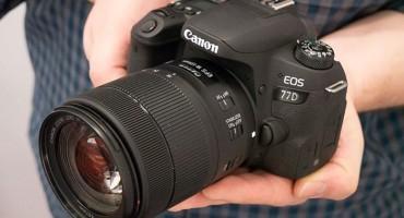 Canon predstavio nove DSLR fotoaparate