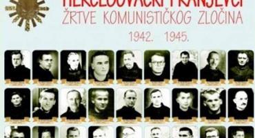 Sveta misa za pobijene fratre u Mostaru