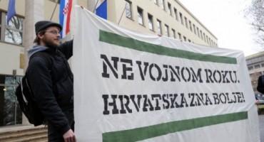 Ne vojnom roku! Hrvatska zna bolje