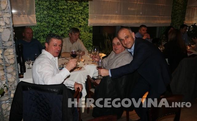 Restaurant & Wine Bar Regina Međugorje: Održana promocija vina Nuić