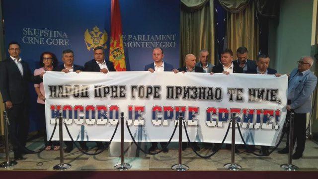 Čelnici Demokratskog fronta u Crnoj Gori pred uhićenjem
