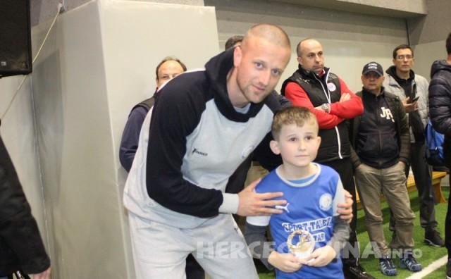ŠN Sport Talent: Matej Marić najbolji vratar DFA Lige za 2008. godište