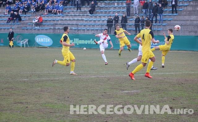 HŠK Zrinjski: Nevrijeme odgodilo utakmicu sa NK Lučko