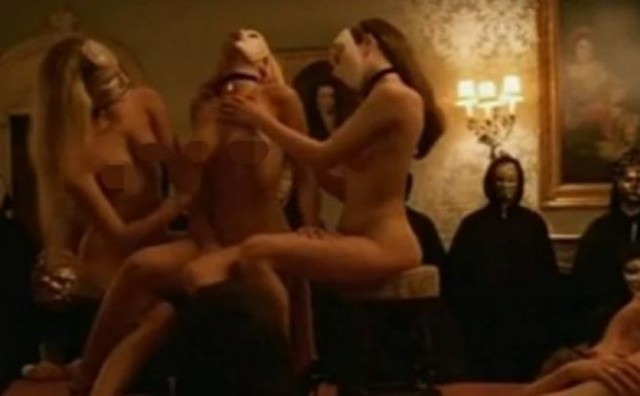 Zavirite u razvratni svijet luksuznog seks kluba