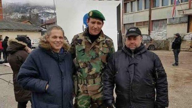 """Sa snimanja """"Generala"""" u Livnu"""