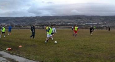 Nogometaši Gruda počeli pripreme za proljetni dio sezone