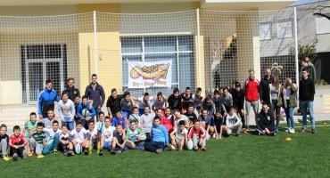 Masovan odziv mladih na Festival ragbija