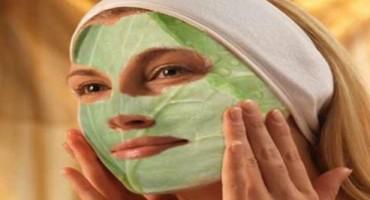 Stavite lisku kupusa na lice riješit ćete se mrlja od akni