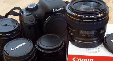 Canon sprema revoluciju