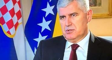 Članovi Predsjedništva BiH nakon večere s Daulom danas o Izbornom zakonu
