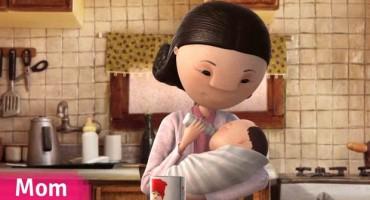 Kratka priča o majčinstvu koju trebaju svi pogledati
