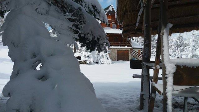 U studenom moguće sniježne padaline