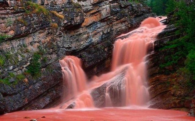 Riješena stogodišnja misterija 'Krvavog vodopada'