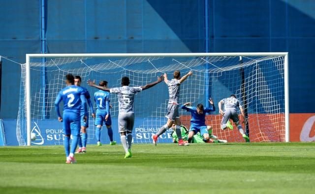 Hajduk pobijedio Dinamo 2:0
