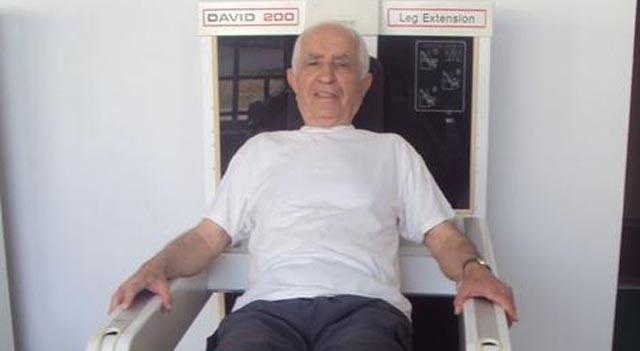 Hercegovac Boško Koprivica diže tegove iako je napunio 90. godina