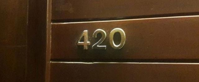 Zašto hoteli izbjegavaju sobu broj 420?