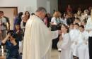 Podijeljen sakrament Prve pričesti u Strožancu