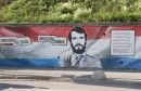 Novi murali Torcide u Vukovarskoj ulici